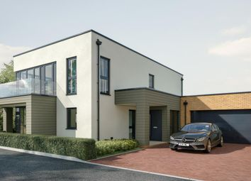 Thumbnail 4 bed detached house for sale in The Bradwell At Royal Hill Park, Philanthropic Road, Redhill, Surrey