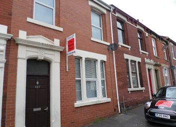 Thumbnail 3 bed terraced house to rent in Brook Street, Fulwood, Preston