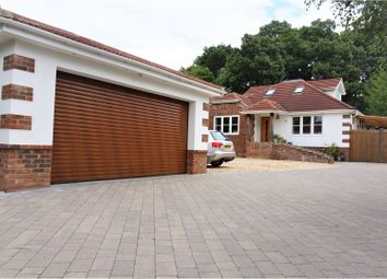 Thumbnail 5 bed detached house for sale in Main Road, Winchester