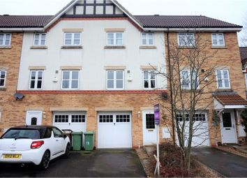 Thumbnail 3 bed town house for sale in Wisteria Way, St. Helens