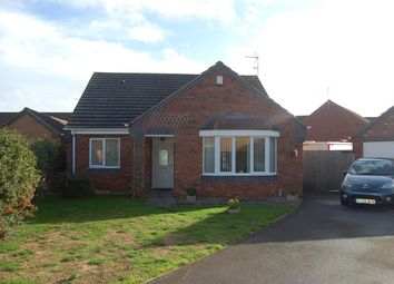 Thumbnail 3 bed bungalow for sale in Poplar Close, Ruskington, Sleaford