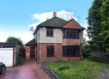 Thumbnail 4 bed detached house for sale in Oaks Road, Croydon