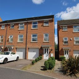Thumbnail 4 bed town house to rent in Enders Close, Enfield