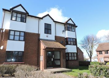Thumbnail 1 bed flat to rent in Chalice Way, Greenhithe