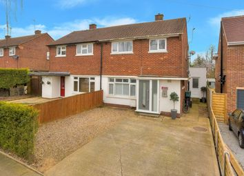 Thumbnail 3 bedroom semi-detached house for sale in Carnegie Road, St.Albans