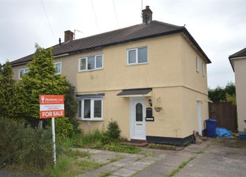 Thumbnail 3 bed semi-detached house for sale in Aviation Lane, Burton-On-Trent