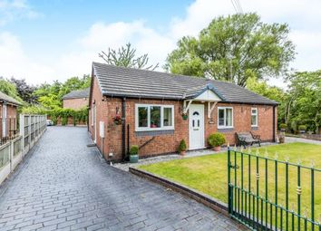Thumbnail 3 bedroom bungalow for sale in Cobbs Lane, Hough, Cheshire