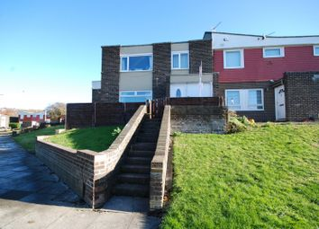 Thumbnail 4 bed terraced house for sale in Kennford, Low Fell, Gateshead