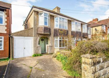 Thumbnail 3 bed semi-detached house for sale in Radnor Road, Salisbury