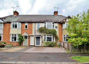 Thumbnail 2 bed terraced house for sale in The Rise, Rothley, Leicestershire