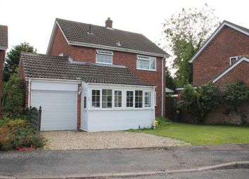 Thumbnail 3 bed detached house for sale in Wymondham, Norwich, Norfolk