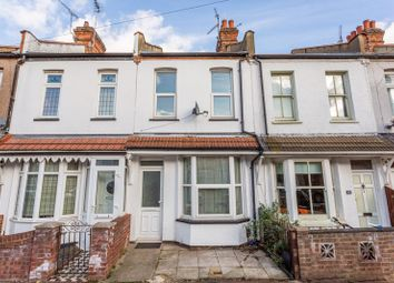 Thumbnail 2 bedroom terraced house for sale in Station Avenue, Southend-On-Sea