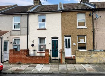 Thumbnail 2 bed terraced house for sale in Nelson Road, Northfleet, Gravesend, Kent
