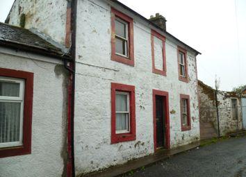 Thumbnail 3 bed detached house for sale in Church Street, Ecclefechan, Lockerbie, Dumfriesshire