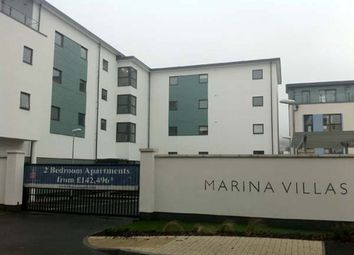 Thumbnail 2 bedroom flat to rent in Marine Walk, Maritime Quarter, Swansea