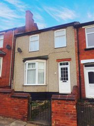 Thumbnail 3 bed terraced house to rent in Mansfield Road, Balby, Doncaster
