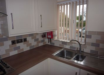 Thumbnail 2 bedroom flat to rent in Dovenby Court, Rossett, Wrexham