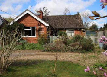 Thumbnail 3 bed detached bungalow for sale in Whitchurch Hill, Reading