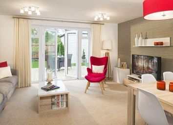 "Thumbnail 3 bed semi-detached house for sale in ""Strathmore"" at Kentidge Way, Waterlooville"