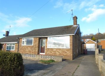 Thumbnail 2 bed property to rent in Highfield Road, Bolsover, Chesterfield
