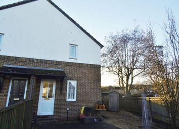 Thumbnail 1 bed end terrace house to rent in Heathfield, Basingstoke