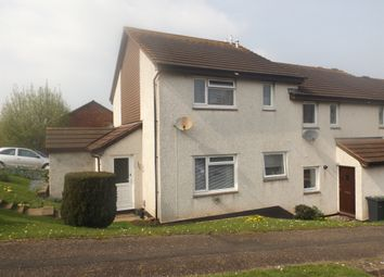 Thumbnail 1 bed end terrace house for sale in Hawthorn Way, Alphington, Exeter