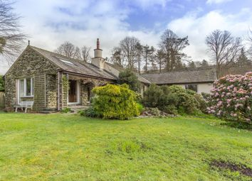 Thumbnail 3 bed detached bungalow for sale in Pipers Gate, Common Lane, Windermere