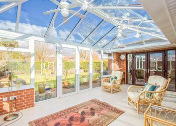 Thumbnail 3 bed detached bungalow for sale in Chapel Lane, Cosby, Leicester