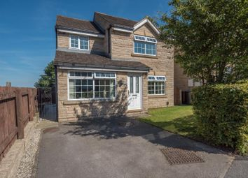 Thumbnail 4 bedroom detached house for sale in Croftlands, Bradford