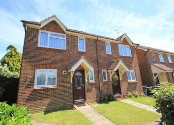 Thumbnail 3 bedroom semi-detached house to rent in Yewtree Grove, Kesgrave, Ipswich