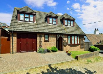 Thumbnail 3 bed detached bungalow for sale in Kimberley Terrace, Lyminge, Folkestone, Kent