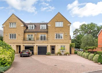 Thumbnail 4 bed semi-detached house for sale in Wellswood, London Road, Ascot, Berkshire
