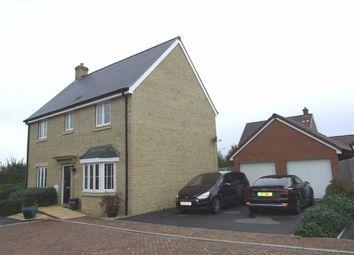 Thumbnail 4 bed detached house for sale in Redwing Road, Melksham