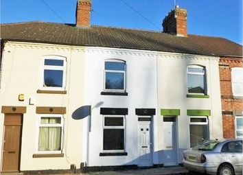 Thumbnail 2 bed terraced house to rent in Church Street, Earl Shilton, Leicester
