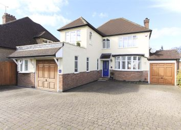 Thumbnail 3 bed detached house for sale in Milton Court, Ickenham