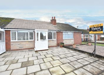 Thumbnail 1 bed terraced bungalow for sale in East Pines Drive, Thornton-Cleveleys, Lancashire