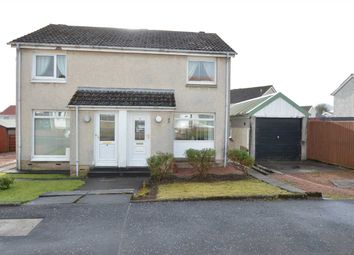 Thumbnail 2 bed semi-detached house for sale in Fraser Drive, Kirkmuirhill, Lanark