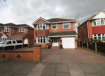 4 bed detached house for sale in Lostock Road, Urmston, Manchester M41
