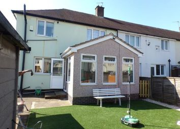 Thumbnail 3 bed end terrace house for sale in Wrenthrorpe Vale, Clifton, Nottingham, Nottinghamshire