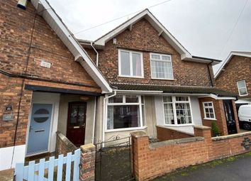 Thumbnail 3 bed terraced house for sale in Olympia Crescent, Selby