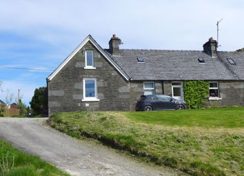Thumbnail 3 bed end terrace house for sale in 22 Kilmartin By, Lochgilphead