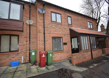 Thumbnail 2 bedroom terraced house to rent in Milestone Court, Barton-Upon-Humber