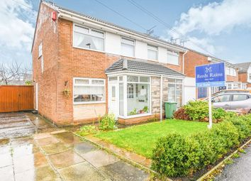 Thumbnail 3 bed semi-detached house for sale in Cowan Way, Widnes
