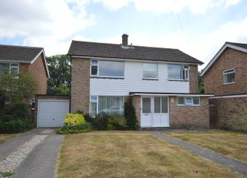 Thumbnail 4 bed detached house to rent in Carlisle Gardens, Chichester
