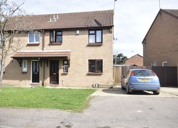 Thumbnail 3 bedroom semi-detached house for sale in Brackley Crescent, Basildon