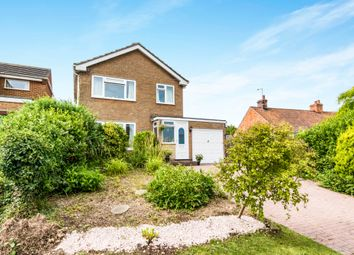 Thumbnail 3 bed detached house for sale in Newark Hill, Foston, Grantham