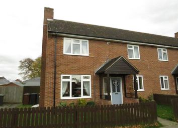 Thumbnail 2 bed semi-detached house for sale in Gibson Green, Witham St. Hughs, Lincoln