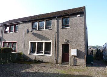 Thumbnail 3 bedroom semi-detached house for sale in Balado Crossroads, Balado, Kinross