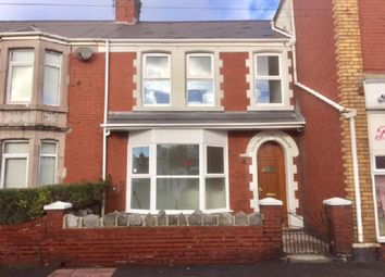 Thumbnail 5 bed terraced house for sale in Victoria Road, Port Talbot, Neath Port Talbot.