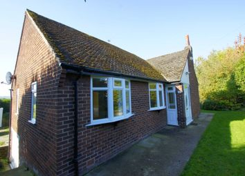 Thumbnail 3 bed detached bungalow for sale in Scholes Bank, Horwich, Bolton